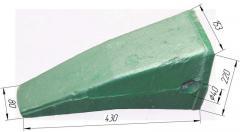 Коронка CATERPILLAR D10 (4Т-5502)