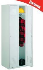 Металлический двухдверный шкаф на два отделения Sum 320