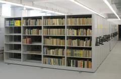 """Mobile archival rack of """"Litreg"""