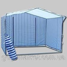 Awning for tent 3х3