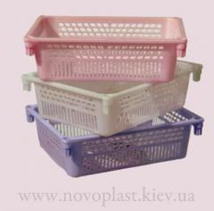 Ящики решетчатые тарные из полипропилена, Киев