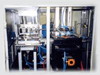 Машина для выдува ПЭТ-бутылок производительность 4