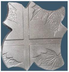 Формы для производства плит