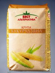 Corn Grits of 800 g / TM of Best Alternative