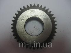 Долбяк модульний дисковий М 1,75 Z=58 20°А  Р6М5