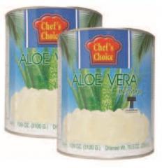 Aloe Vera in syrup