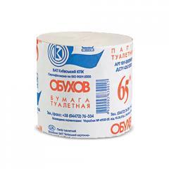 Recycled toilet paper Obukhov 65