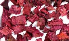 Manufacture and sale of dried vegetables and