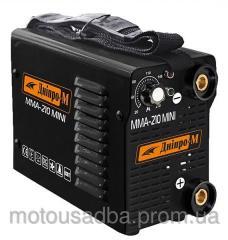 Сварочный инвертор Днипро-М mini MMA 210