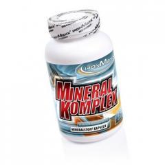 Vitamins and minerals of MINERAL KOMPLEX kaps 130