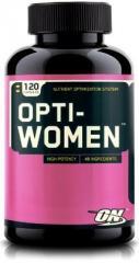 Vitamins and minerals of Opti-Women 120 kaps