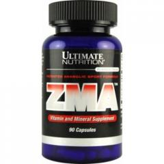 Vitamins and minerals of ZMA 90 kaps Ultimate