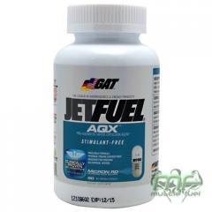Для зниження ваги Jetfuel AQX 90 капс GAT