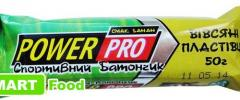 Протеїновий батончик Вівсяні пластівці 50г банан