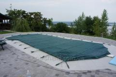 Shield Coverings for pools