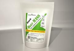 Daily MASS WHEY-30% 1000 grams (CHOCOLATE) of