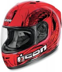 Мотошлем Icon Alliance SSR Speedfreak Red XL