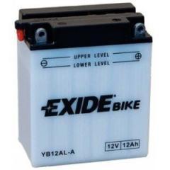 Аккумулятор EXIDE YB12AL-A2