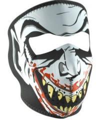 Лицевая мотомаска Zan Headgear Vampire Glow in the