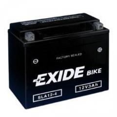 Аккумулятор гелевый EXIDE SLA12-4 = AGM12-4 3Ah