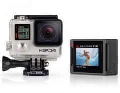 Экшн-камера GoPro HERO4 Silver (CHDHY-401-FR)