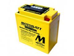 Гелевый аккумулятор Motobatt MBTX16U 19AH 250A