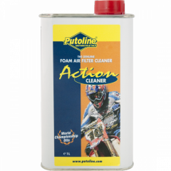 Жидкость для промывки фильтра Putoline Oil Action Cleaner 1l