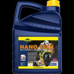 Масло моторное Putoline Oil Nano Tech 4+ 10W50 4l