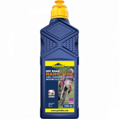 Масло моторное Putoline Oil Off Road Nano Tech 4+ 10W-50 1l