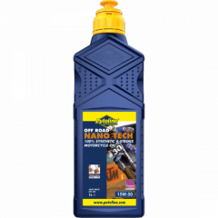 Масло моторное Putoline Oil Off Road Nano Tech 4+ 15W-50 1l