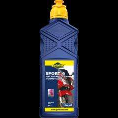 Масло моторное Putoline Oil Technomoto Sport 4 10W-40 1l