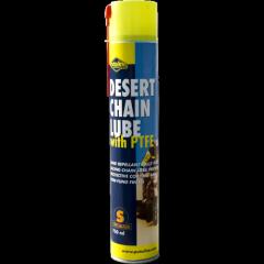 Смазка цепи Putoline Oil Desert Chainlube PTFE 750 ml