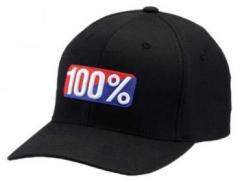 Кепка 100% OG FlexFit Black L/XL