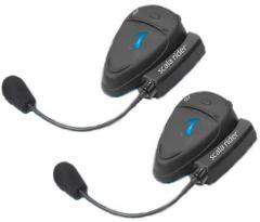 Набор переговорное устройство SCALA RIDER Q2 Pro Powerset SRMS0306
