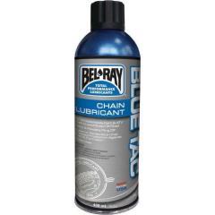 Мото смазка цепи BEL-RAY SUPER CLEAN CHAIN LUBE 400мл