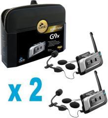 Набор Переговорное устройство SCALA RIDER G9x Powerset