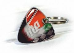 Брелок Print Ducati Red-Green-Grey