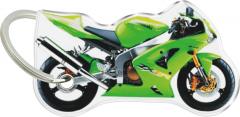 Брелок Print Ninja 600 2003 Green