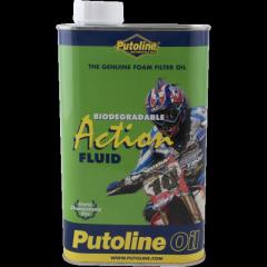 Жидкость для смазки фильтра Putoline Oil Bio Action Fluid 1l