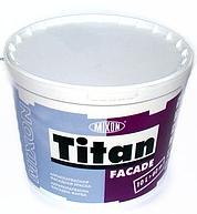 Front MIXON TITAN FACADE 2,5l paint., 5 l., 10 l.