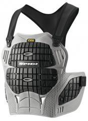 Защита груди Spidi Thorax Warrior Grey-Black