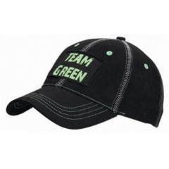 Кепка Kawasaki Team Green Black