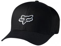 Кепка Fox Legacy Flexfit Hat Black S/M
