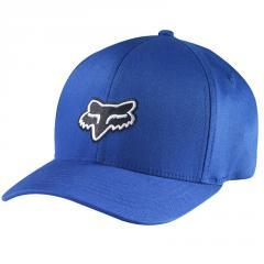 Кепка Fox Legacy Flexfit Hat Blue L/XL