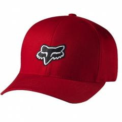 Кепка Fox Legacy Flexfit Hat Red L/XL