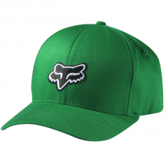 Кепка Fox Legacy Flexfit Hat Green S/M