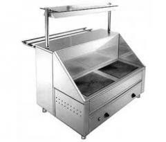 Food warmers for first courses. Food warmers for