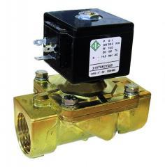 Electromagnetic (solenoidal) ODE valves for water