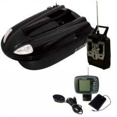 Radio-controlled boat bait RK2E-2,4