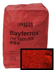 Красный пигмент для бетона Bayferrox 130